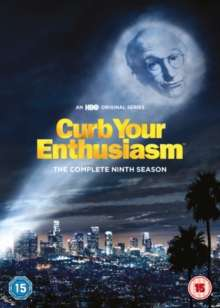 Curb Your Enthusiasm Season 9 (UK-Import), 2 DVDs