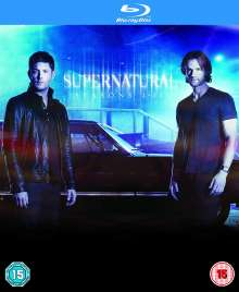 Supernatural Season 1-13 (Blu-ray) (UK-Import), 47 Blu-ray Discs