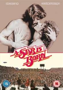A Star Is Born (1976) (UK Import mit deutscher Tonspur), DVD