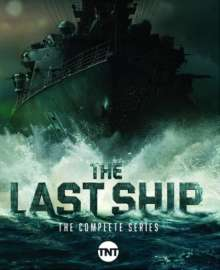 The Last Ship Season 1-5 (Complete Series) (UK Import), 17 DVDs