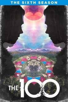 The 100 Season 6 (UK Import), 3 DVDs