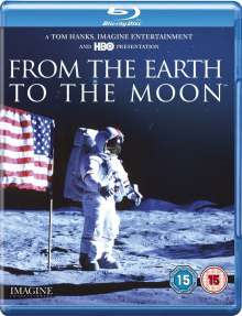 From The Earth To The Moon (1998) (Blu-ray) (UK Import), 3 Blu-ray Discs