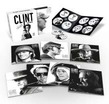 Clint Eastwood Signature Film Collection (UK Import), 63 Blu-ray Discs