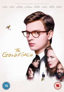The Goldfinch (2019) (UK Import), DVD