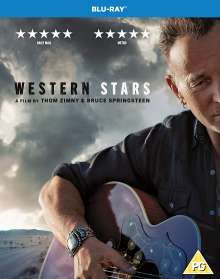 Bruce Springsteen: Western Stars, Blu-ray Disc
