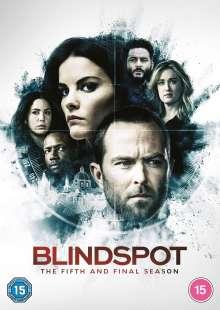 Blindspot Season 5 (Final Season) (UK Import), 4 DVDs