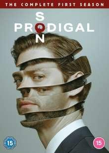 Prodigal Son Season 1 (UK Import), 4 DVDs