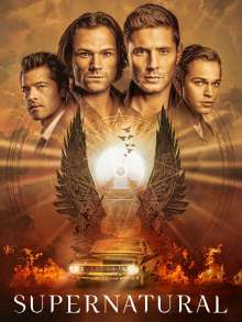 Supernatural Season 15 (final Season) (UK Import), 5 DVDs