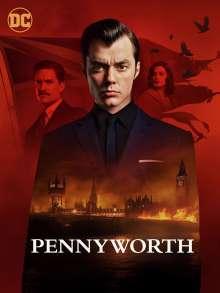Pennyworth Season 2 (UK Import), 2 DVDs