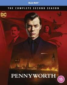 Pennyworth Season 2 (Blu-ray) (UK Import), 2 Blu-ray Discs