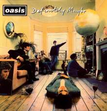 Oasis: Definitely Maybe, 2 LPs