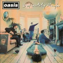 Oasis: Definitely Maybe (Remastered), CD