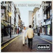 Oasis: (What's The Story) Morning Glory? (remastered) (Limited 25th Anniversary Edition) (Silver Vinyl), 2 LPs