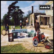 Oasis: Be Here Now (Remastered), CD