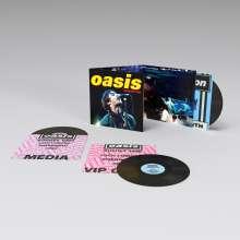 Oasis: Knebworth 1996, 3 LPs