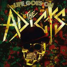 The Adicts: Life Goes On, CD