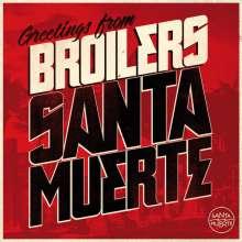 Broilers: Santa Muerte, CD