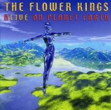 The Flower Kings: Alive On Planet Earth: Live 1998 - 1999, 2 CDs