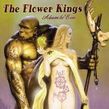 The Flower Kings: Adam & Eve, CD