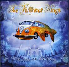 The Flower Kings: The Sum Of No Evil, CD