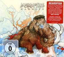 Beardfish: Mammoth (Special Edition) (CD + DVD), 2 CDs