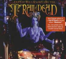 ...And You Will Know Us By The Trail Of Dead: Madonna (Re-Issue 2013), CD