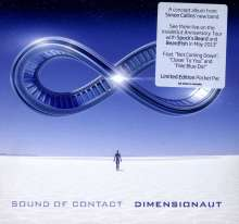 Sound Of Contact: Dimensionaut (Digisleeve), CD