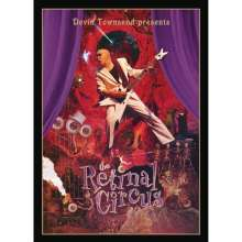 Devin Townsend: The Retinal Circus: Live 2012, 2 DVDs