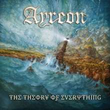 Ayreon: The Theory Of Everything (2CD + DVD) (Special Edition), 3 CDs