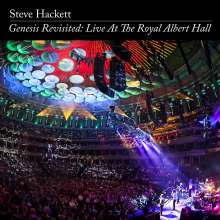 Steve Hackett (geb. 1950): Genesis Revisited: Live At The Royal Albert Hall (Limited Edition), 5 CDs