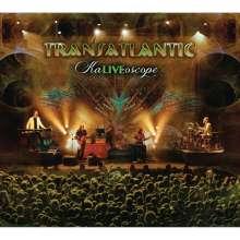 Transatlantic: KaLIVEoscope (Limited Deluxe Box-Set) (2DVD + 3CD + Blu-ray), 6 DVDs