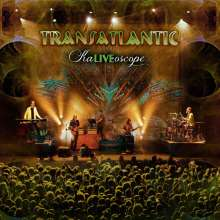 Transatlantic: KaLIVEoscope (Special Edition) (DVD + 3CD), 4 DVDs