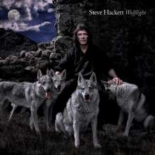 Steve Hackett (geb. 1950): Wolflight, CD