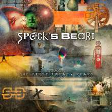 Spock's Beard: The First Twenty Years (Special-Edition), 2 CDs
