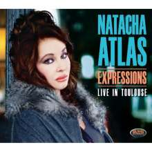 Natacha Atlas (geb. 1964): Expressions: Live In Toulouse 2012, CD