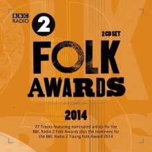 BBC Folk Awards 2014, 2 CDs