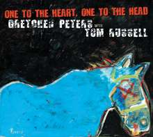 Gretchen Peters & Tom Russell: One To The Heart, One To The Head, CD