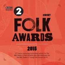 BBC Folk Awards 2015, 2 CDs
