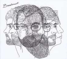 Brasstronaut: Brasstronaut, CD