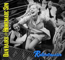 Dan Baird & Homemade Sin: Rollercoaster, CD