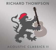 Richard Thompson: Acoustic Classics II, CD