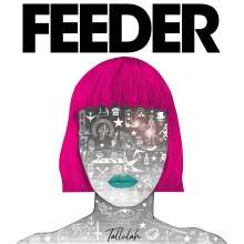 Feeder: Tallulah, CD