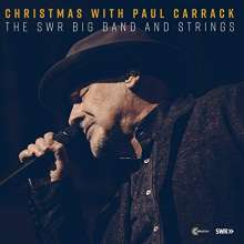 Paul Carrack: Christmas With Paul Carrack: The SWR Big Band And Strings, CD