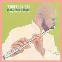 Tenderlonious: Ragas From Lahore: Improvisations With Jaubi, LP