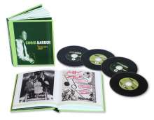 Chris Barber (1930-2021): A Trailblazer's Legacy, 4 CDs