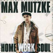 Max Mutzke: Home Work Soul, CD
