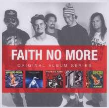 Faith No More: Original Album Series, 5 CDs