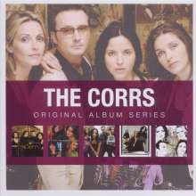 The Corrs: Original Album Series, 5 CDs
