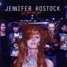 Jennifer Rostock: Mit Haut und Haar, CD