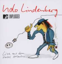 Udo Lindenberg: MTV Unplugged - Live aus dem Hotel Atlantic (Einzelzimmer Edition), CD